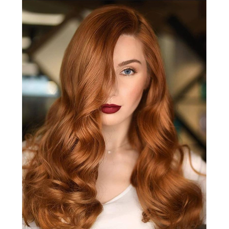 Rich Red Copper Color Formulas @wassimmorkos Application How To Wella Professionals Behind The Chair